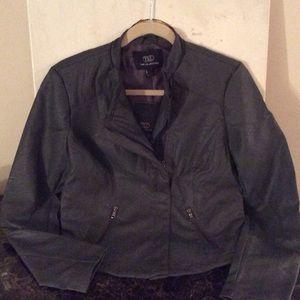 Tart Jackets & Blazers - Tart Collection vegan leather jacket
