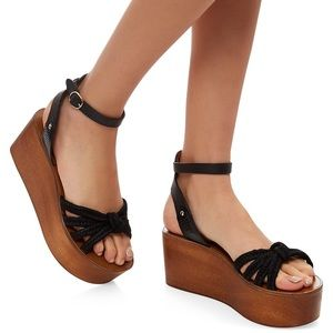 Isabel Marant Shoes - Isabel Marant Zia Wedge Sandals