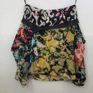 Sachin + Babi Dresses & Skirts - Sachin + Babi for Ankasa print jewel skirt
