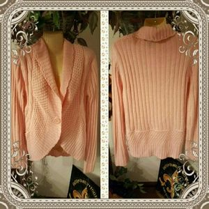3 For $18 Sale Blush Pink Cardigan Sweater