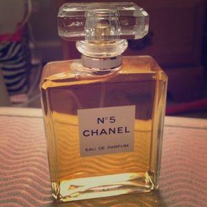 N*5 Chanel Eau de Parfum 3.4 oz