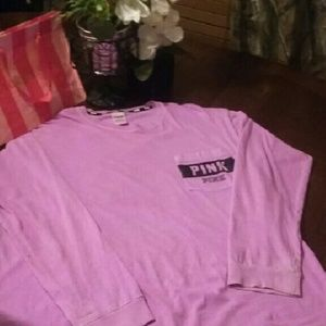 PINK Victoria's Secret Tops - SOLD LOCALLY