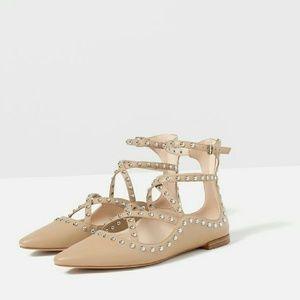Zara shoes (2449)