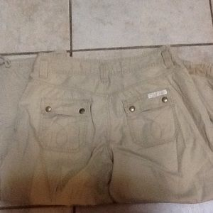 Calvin Klein Pants - Capris size 10