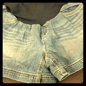 Maternity Shorts XL