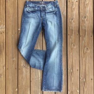 "Mavi Denim - MAVI ""Zoe"" Boot Cut Jeans"