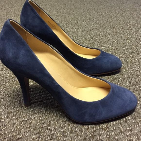 J. Crew Shoes | Jcrew Suede Round Toe