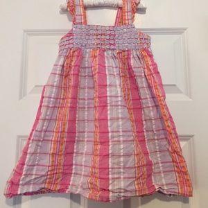 Hartstrings Other - Hartstrings Plaid Dress