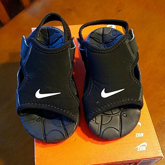 b909c7fc670a Nike Sunray Adjustable Boys Sandals - Little Kids.  M 57ed29f94e8d174c78003cad