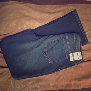 Eddie Bauer women's jeans size: 12, length: 31