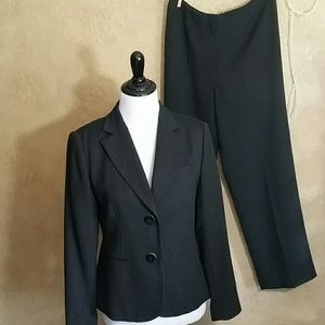 Talbots Other - Talbots Wool Blend Pant Suit