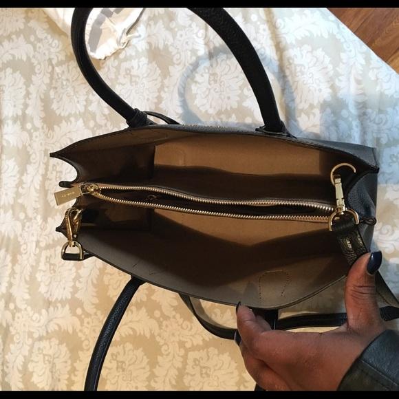 ... Michael Kors Bags - Michael Kors Mercer Large Bonded Leather Satchel . 4777466e553d1
