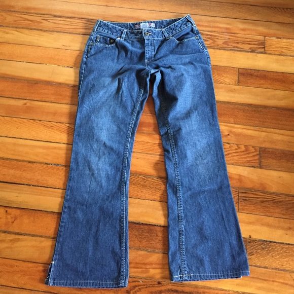 Silver Jeans - Silver Jeans size 33 altered inseam to 31&quot from