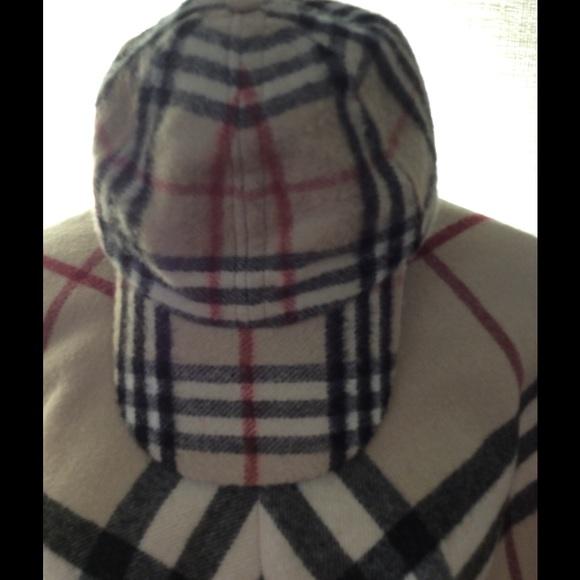 burberry baseball cap for sale accessories final cashmere designer hats black