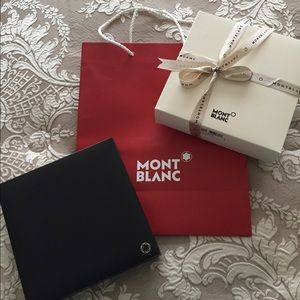 Montblanc Accessories - Mont Blanc box