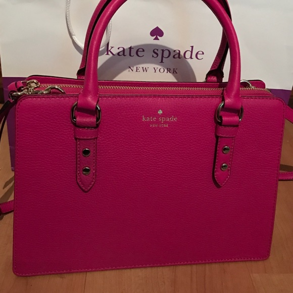 523cf25478 Kate Spade NWT Mulberry Street Lise Satchel