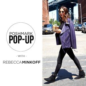 Rebecca Minkoff's Pop-Up is now LIVE!