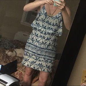 Rory Beca Dresses & Skirts - Rory beca 100% silk spaghetti strap dress