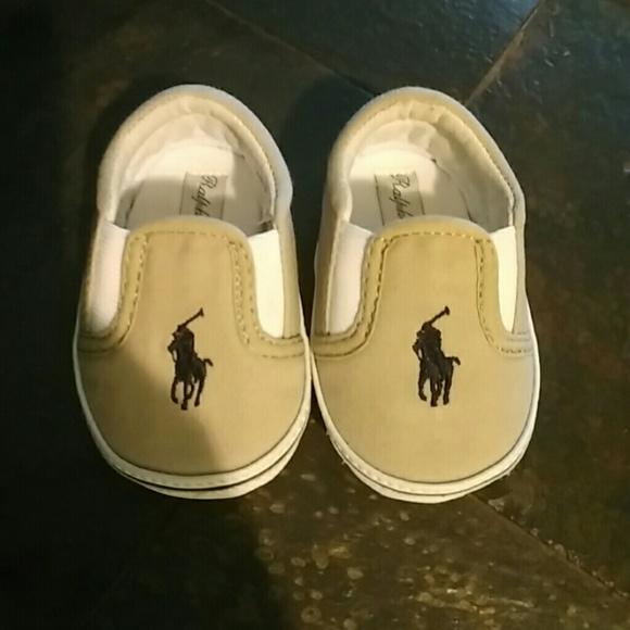 off Ralph Lauren Other Ralph lauren baby boy shoes