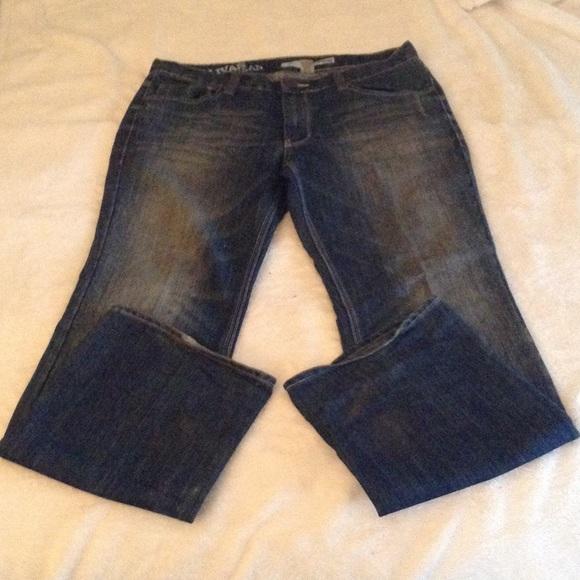581044603f1 DKNY Denim - DKNY Jeans Sullivan Boot Cut Style 34/32