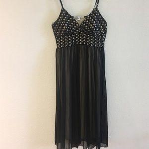 Size S Black Windsor Dress