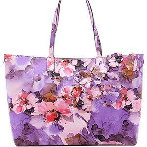 Handbags - NIB 🌸Gorgeous🌸 Rebecca Tote w/Floral Appliqué