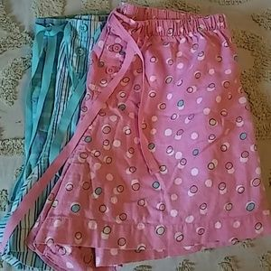 Adonna Other - Three pairs of sleeping shorts