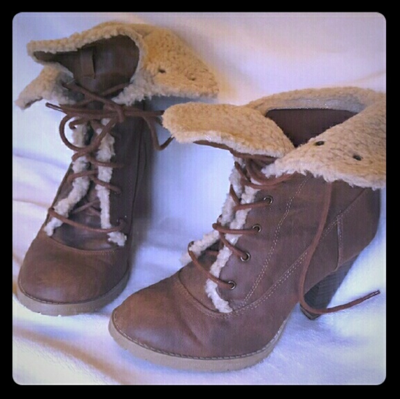 62% off American Eagle by Payless Shoes - Winter boots