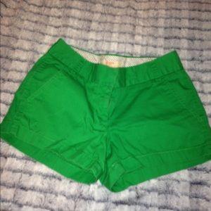 J.Crew chino shorts 00