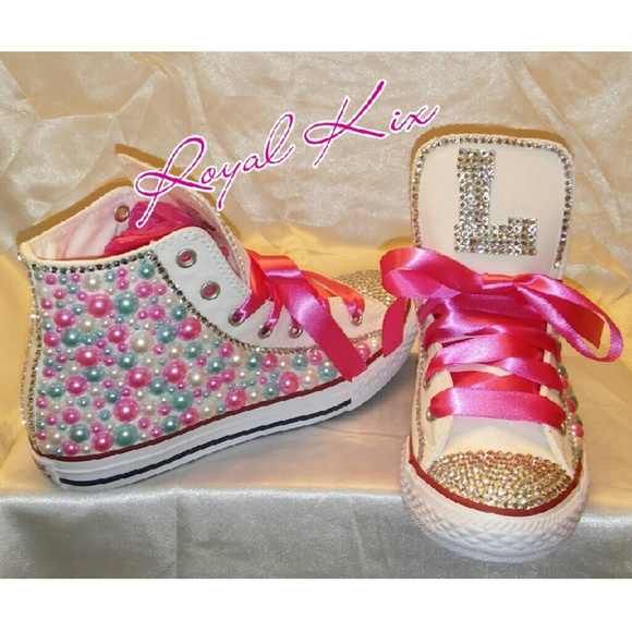 Pearl bling converse 80ab72156f