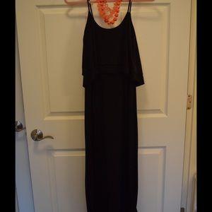 Poof Dresses & Skirts - Black maxi dress
