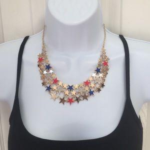 Jewelry - Star statement necklace