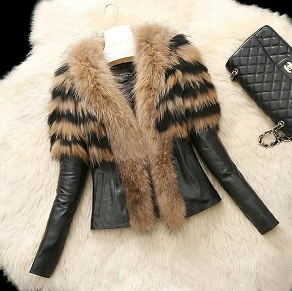 654c6d87f55 Huameiyi Jackets & Coats | Warm Cuddly Faux Fur Jacket | Poshmark