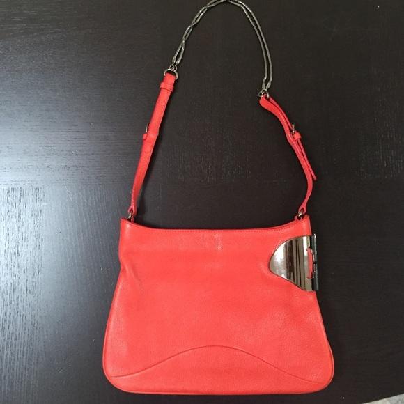 cded71c9c5f Halston Heritage Bags   Nwot Burnt Orange Shoulder Bag   Poshmark
