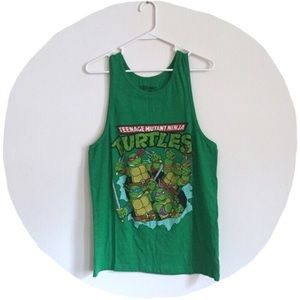 Nickelodeon Other - Teenage Mutant Ninja Turtles Tank