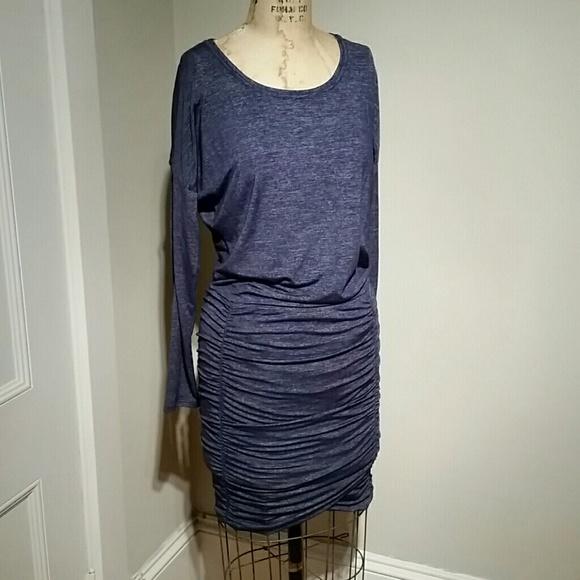 4c48f9dd1407 Athleta Dresses   Skirts - NWOT Athleta long sleeve tulip dress