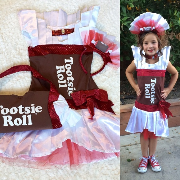 68% off chasing fireflies Other - Tootsie Roll Halloween Costume ...