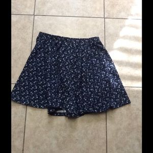 Black, white, & Gray mini skirt by cotton on  L