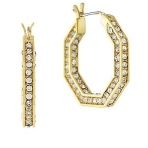 LOUISE ET CIE Hoop Earrings