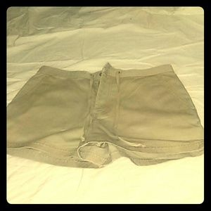 Nwot Jcrew chino drawstring shorts