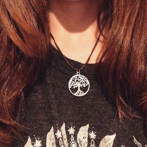 handmade Jewelry - Tree of Life Necklace