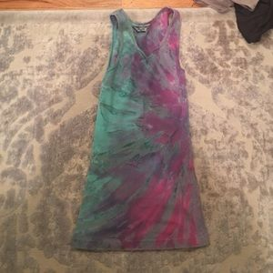 Hard Tail Tops - Tie dye hardtail forever wife beater
