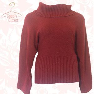 a.n.a Sweaters - 🌷SPRING SALE 🌷a.n.a cowl neck red sweater