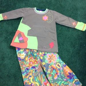 Oilily Other - Oilily outfit, so cute with tons of details