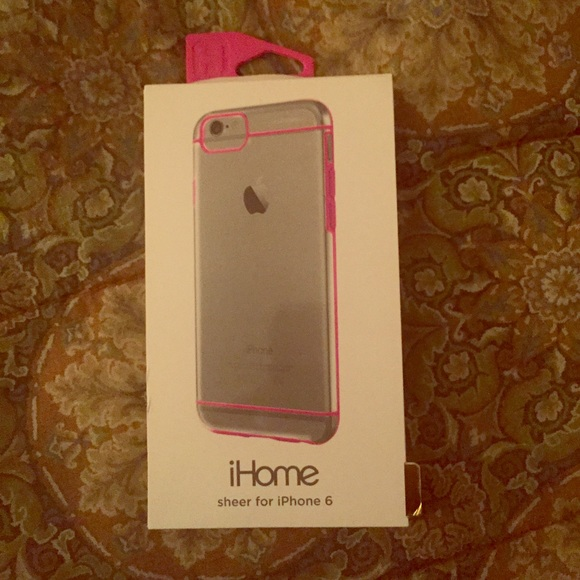 Accessories - iHome case for iPhone 6 or 6s