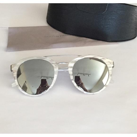 Barton Perreira Accessories Dalziel Sunglasses So Real
