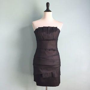 Max & Cleo Dresses & Skirts - Max and Cleo Grey Dress
