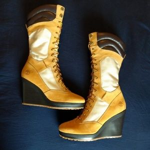 Timberland Shoes - Timberland wedge boots