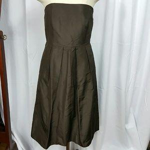 Beautiful, J. CREW 100% Silk Cocktail Dress