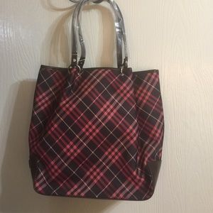 Handbags - NWT Plaid Purse